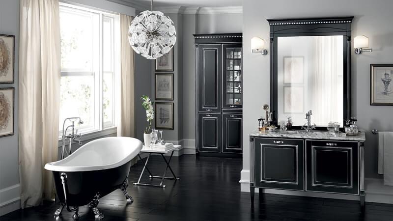 мебель в ванную Классика