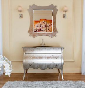Комплект мебели для ванной комнаты, купить Dianne (Marsan) гарнитур в ванную