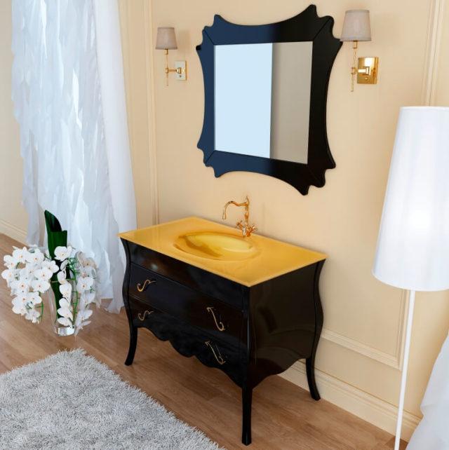 Комплект классической мебели Dianne (Marsan) дляванной комнаты, купить гарнитур в Киеве