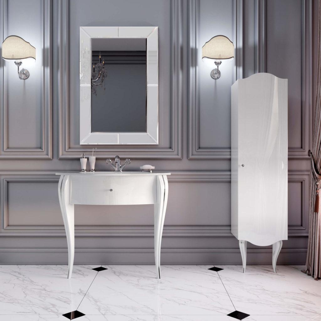 Комплект в ванную комнату Мелина Marsan