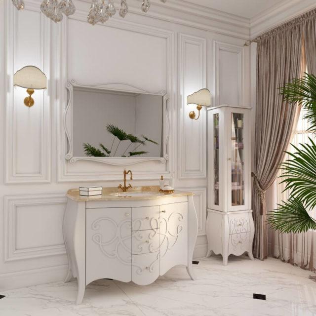 Мебель для ванной комнаты BERNARDE Марсан (Marsan), в Киеве