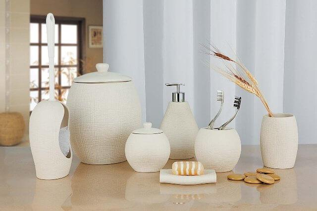 Аксессуары для ванной комнаты и туалета, купить в интернет-магазине