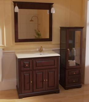 Комплект мебели «DESIREE» Marsan для ванной комнаты, недорого купить в Киеве