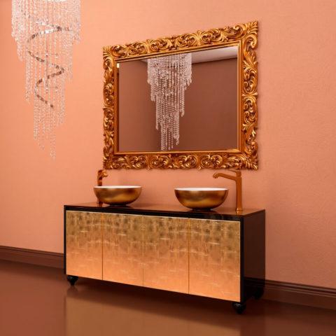Комплект мебели в ванную комнату, гарнитур «PENELOPE» Marsan, купить в Киеве
