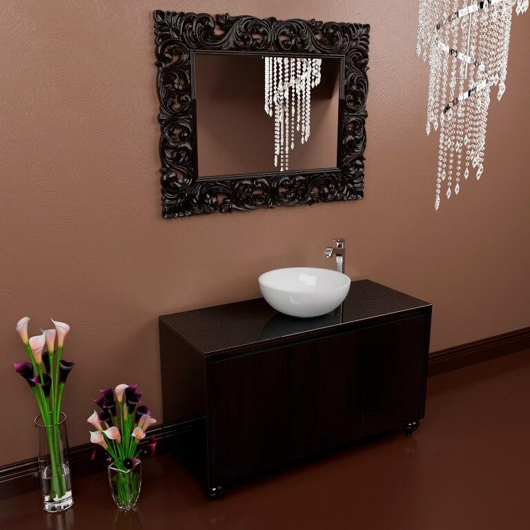 Классический гарнитур для ванной комнаты Пенелопа Марсан