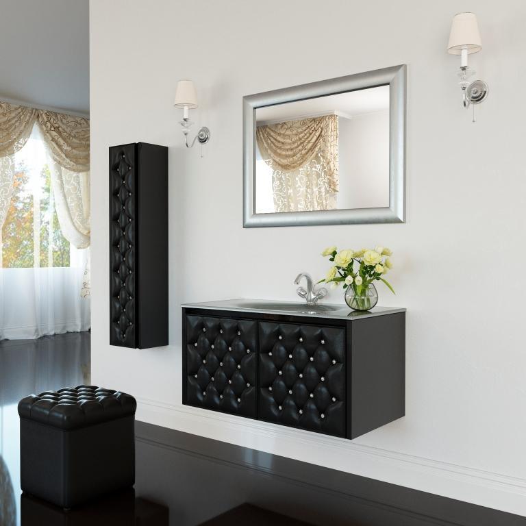 гарнитур в черном цвете, Марсан Вирджиния