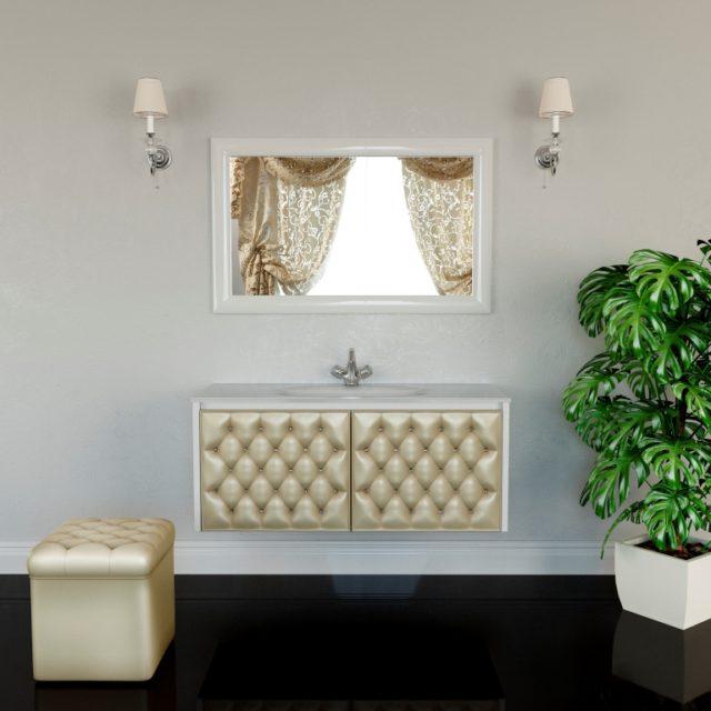 Гарнитур в ванную комнату Вирджиния Марсан