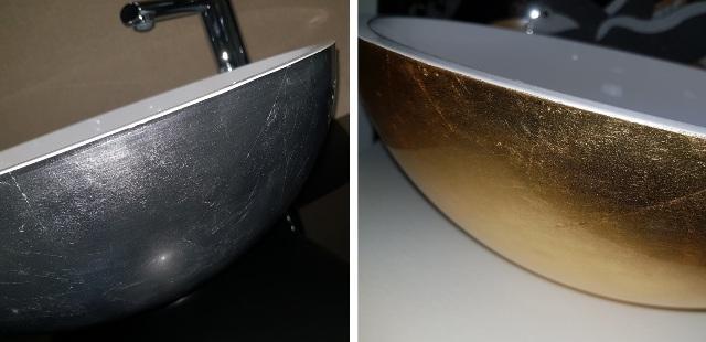 Роскошный гарнитур для ванной «PENELOPE» (Пенелопа) Marsan
