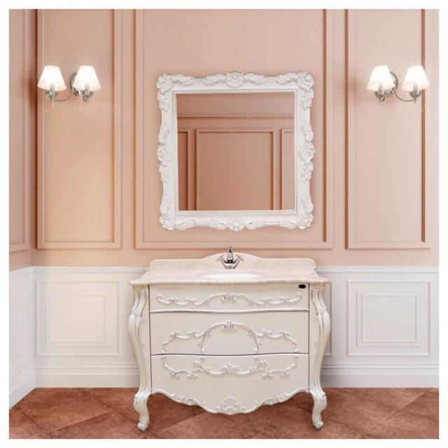 Комплект мебели для ванной комнаты FELICIA (Фелисия) Марсан, купить в Киеве