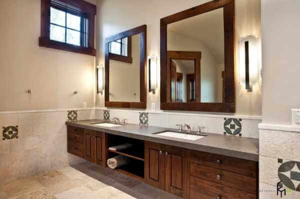 Все, что необходимо знать о шкафах-пеналах с зеркалами