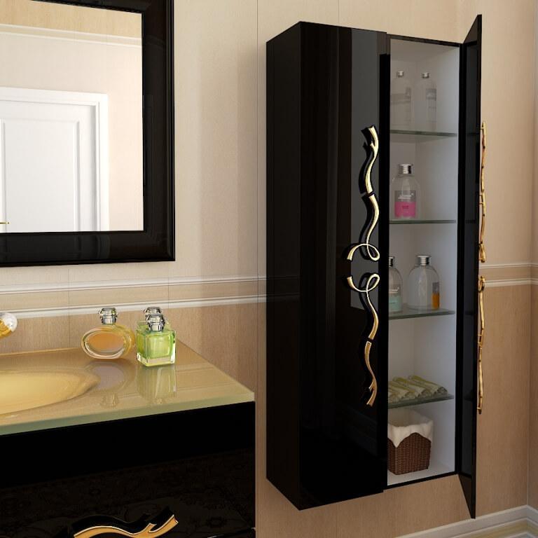 Купить классический комплект мебели для ванной комнаты Dominik (Доминик) Marsan в интернет-магазине