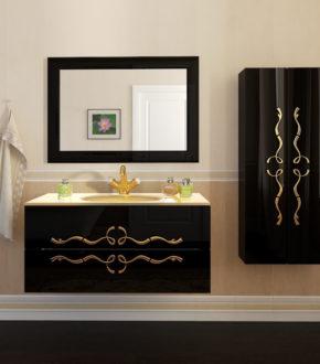 Купить комплект мебели для ванной комнаты Dominik Marsan, в Киеве