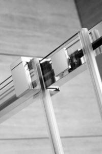 Кабина для душа из безопасного стекла RADAWAY(Радавей) ESPERA(Еспера) KDJ 100 L*X80