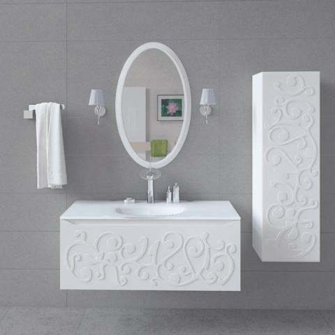 Комплект мебели в ванную комнату, купить гарнитур MARSEL Marsan, в Киеве