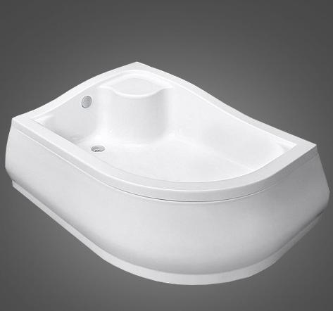 Поддон для душа из искусственного камня, купить Radaway Korfu E 90x120 (4E91240-03L)