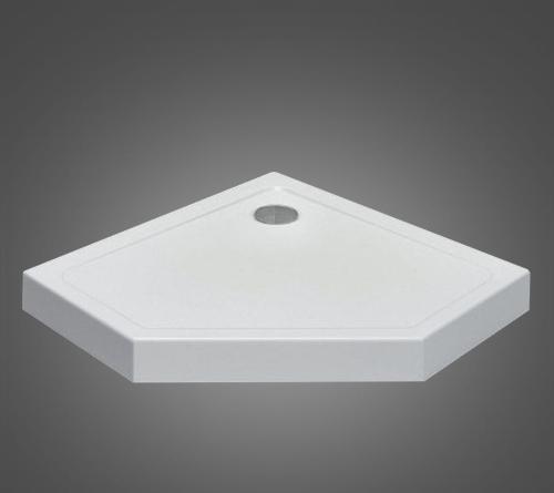 Душевой поддон из искусственного камня Radaway Doros New PT Compact 90x90 (SDRPTP9090-05)