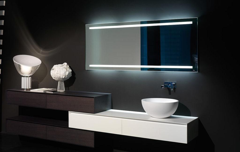Роскошные ЛЕД зеркала на сайте интернет-магазина Родекс