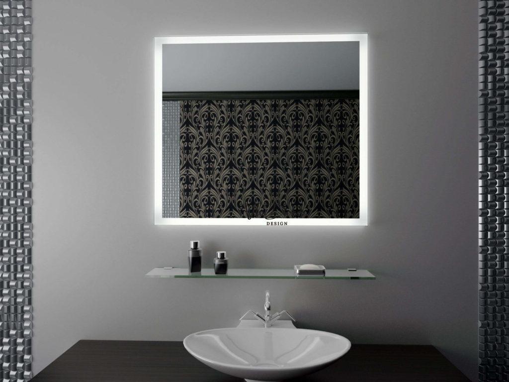 Основные технические достоинства ЛЭД зеркал для ванной