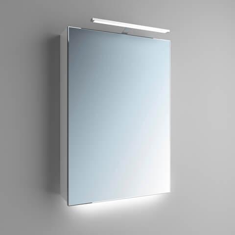 Зеркальный шкафчик в ванную, купить шкаф с зеркалом Марсан THERESE