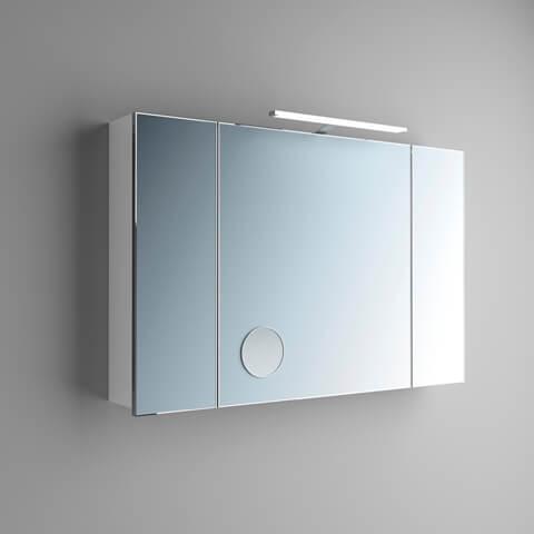 Зеркальный шкафчик для ванной комнаты THERESE-1