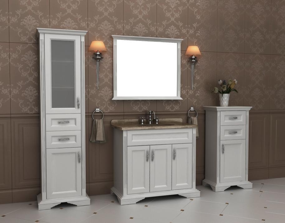 тумбы в ванную Ваші Меблі серия Атлант