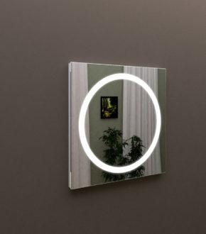 Зеркало с подсветкой для ванной комнаты, купить MARSAN LED 05
