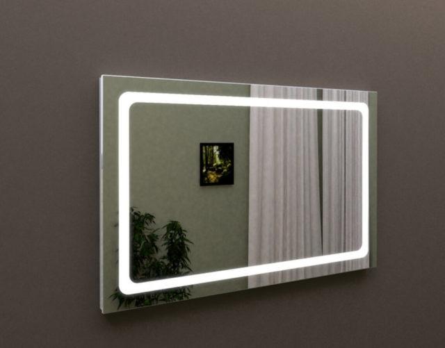 LED зеркало для ванной комнаты, зеркала c ЛЕД подсвекой LED 09 Marsan