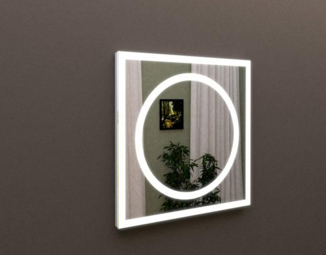 Зеркало в ванную комнату с подсветкой купить MARSAN LED 11, купить