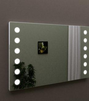 Зеркала с led подсветкой для ванны, купить MARSAN ЛЕД 13 в Киеве