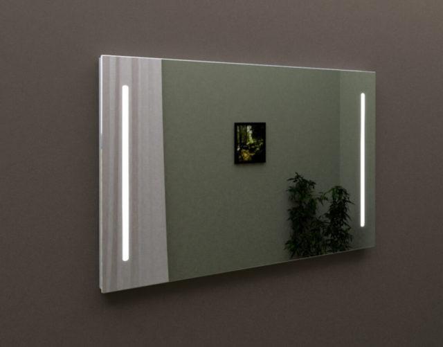 Зеркало на стену с подсветкой в ванную, купить Marsan LED 15 в Киеве