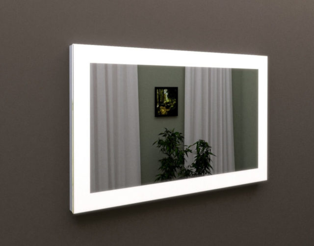 Зеркала с подсветкой для ванной комнаты, купить MARSAN LED 17