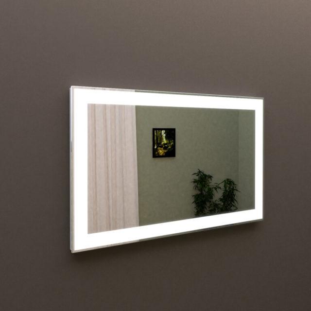 Зеркало с подсветкой для ванной 60 см, MARSAN LED 26 в Киеве