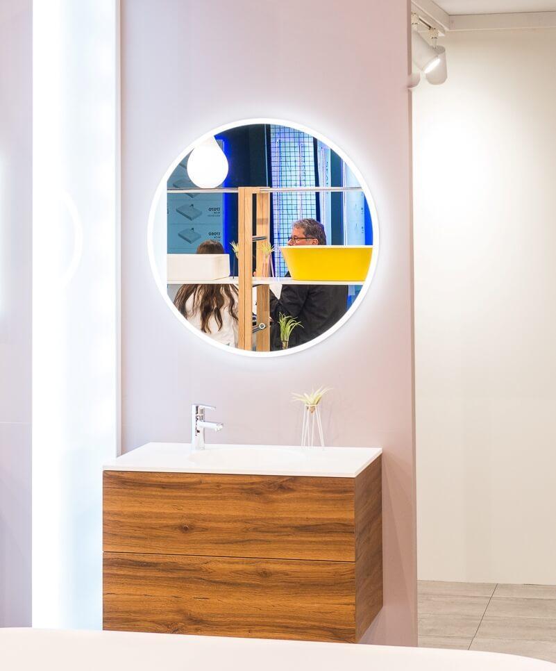 Мебель для ванной комнаты Balteco Alta