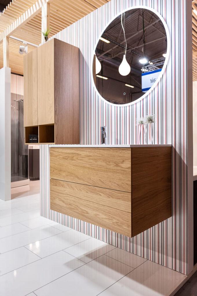 Гарнитур для ванной комнаты Алто Балтеко