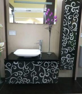 Комплект мебели в ванную комнату Nicole (Николь) Марсан