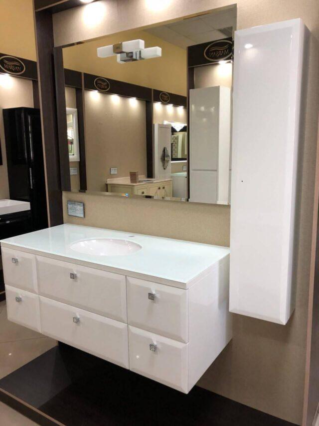Купить мебель в ванную комнату в классическом стиле SHANTALIE (Шанталь) Marsan (Марсан), купить в интернет-магазине