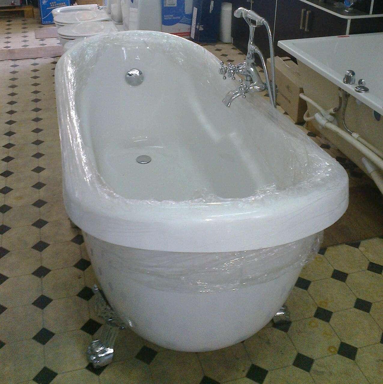 ванна на лапах из акрила Appollo (Апполло) ТS-1705, купить