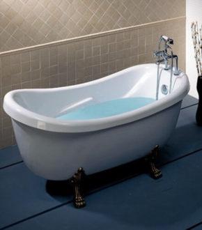 Ванна на лапах в классическом стиле Appollo (Апполло) ТS-1705, купить