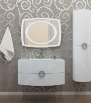 Мебель в классическом стиле Беатриче (Beatrice) Marsan с LED зеркалом, купить