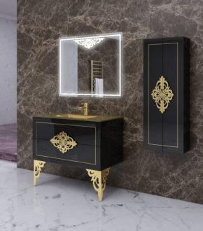 Классический комплект в ванную комнату, купить «CHRISTINE» Marsan в Киеве