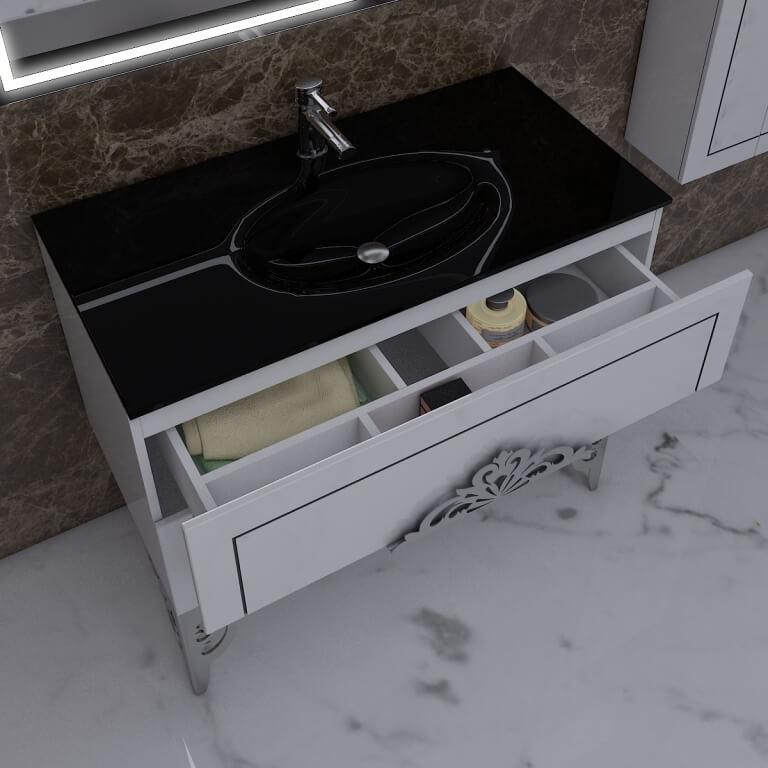 Мебель для ванной в классическом стиле Marsan