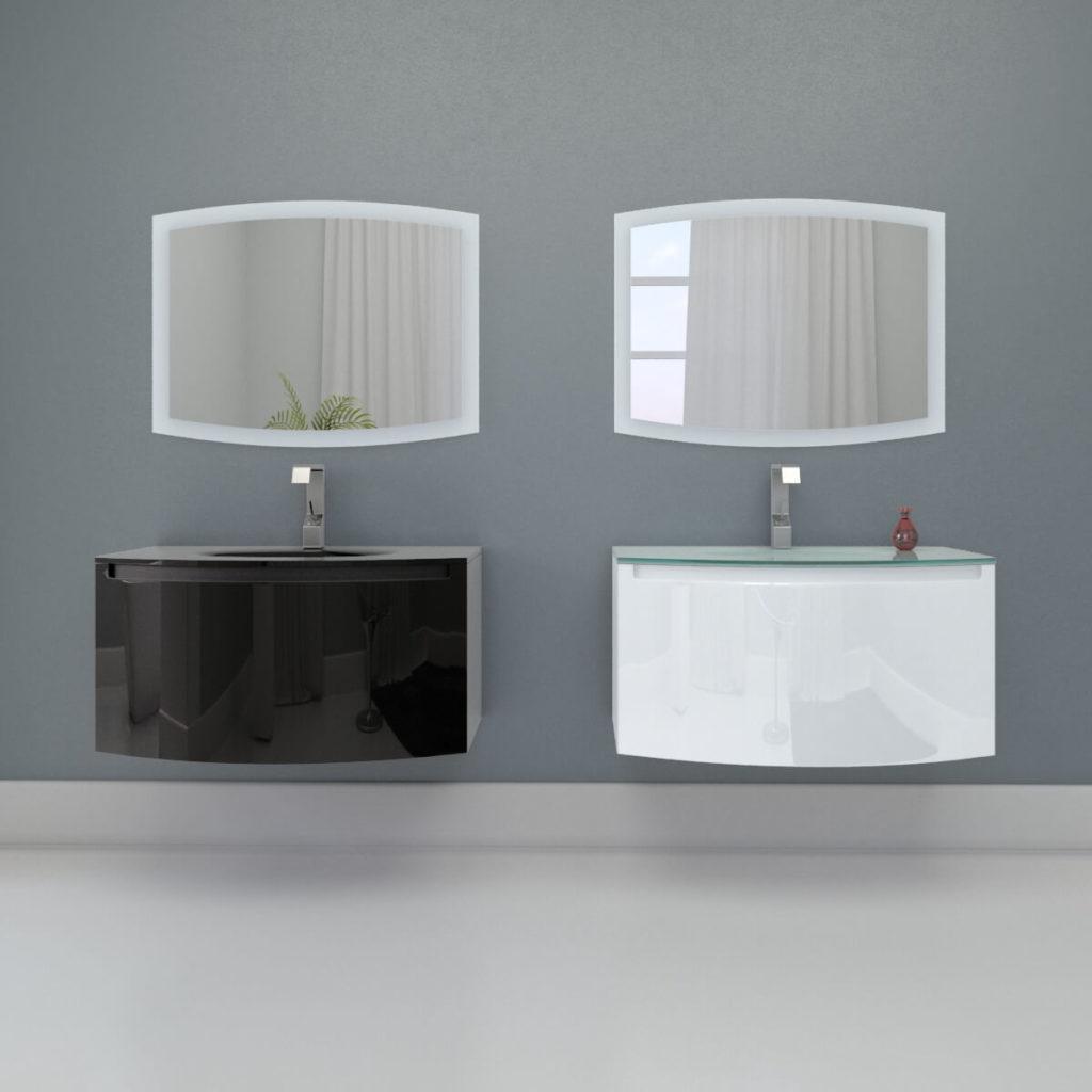 Гарнитур мебели для ванной Маделин (Madelene) Марсан (Marsan)