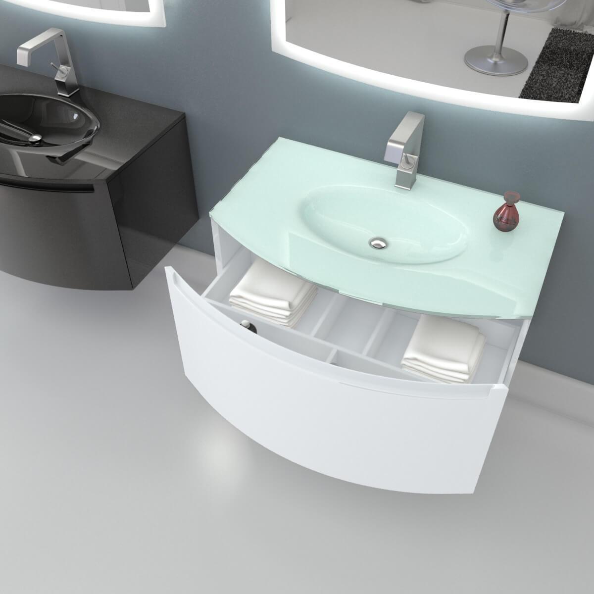 Гарнитур в ванную комнату MADELEINE Марсан