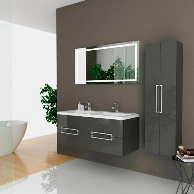 Мебель в ванную Марсан. Гарнитур Моник
