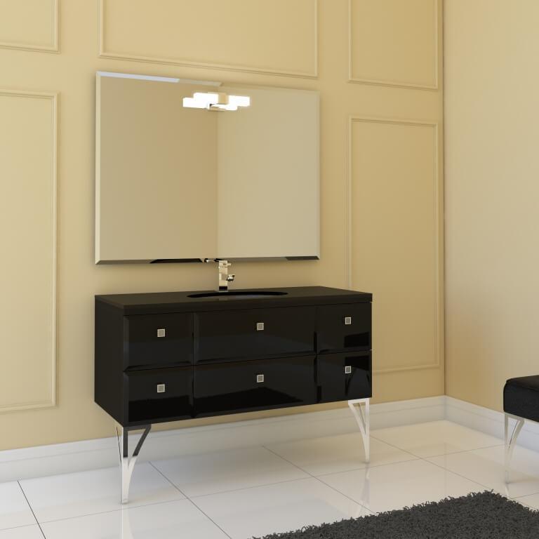 Стильный гарнитур в ванную комнату Шанталь Marsan