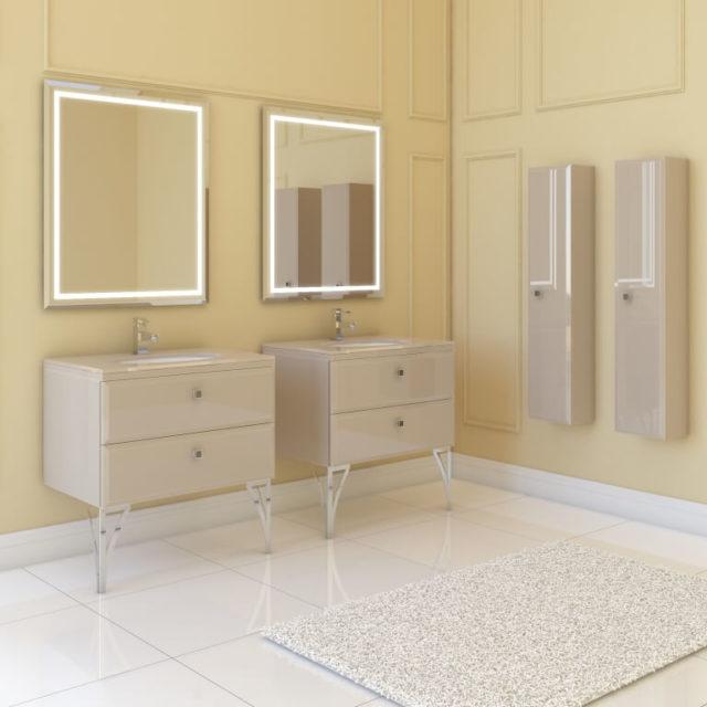 Гарнитур для ванной комнаты SHANTALIE Марсан