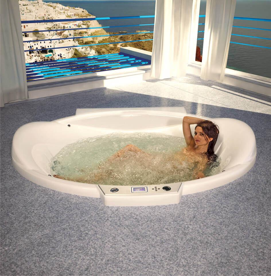 Ванна скрытого монтажа WATER HALL INCASSO (Вотер Холл Инкансо) WGT