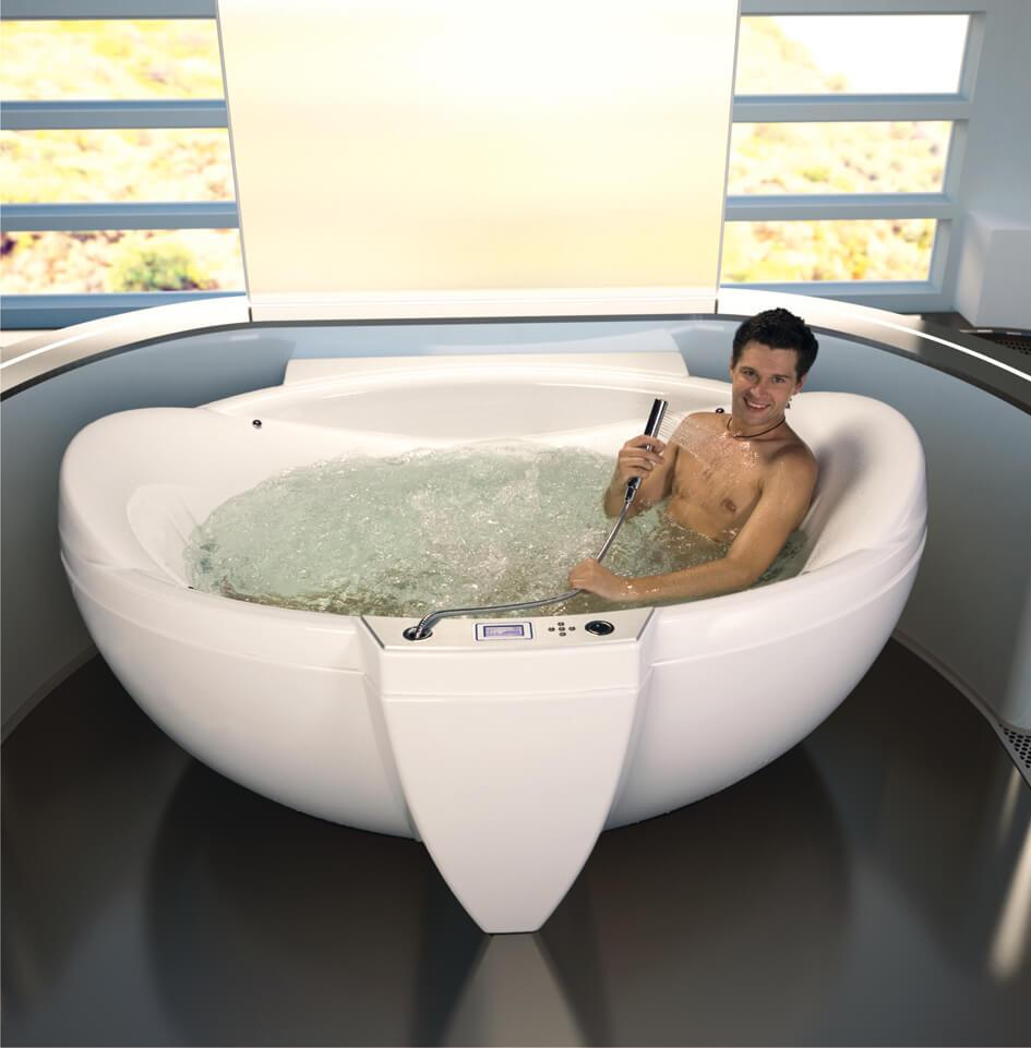 Гидромассажная ванна WATER HALL (Вотер холл) WGT
