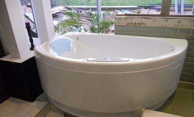 Купить функциональную ванну с гидромассажем в интернет-магазине, NOSTALGIA (Ностальгия) Right/Left (правая/левая) WGT