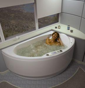 Ванна с гидромассажем в интернет-магазине, купить NOSTALGIA Right/Left WGT, в интернет-магазине